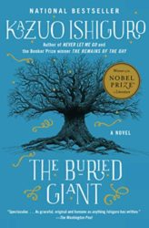 The Buried Giant - Kazuo Ishiguro Books in Order