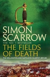 The Fields of Death Simon Scarrow Books in Order