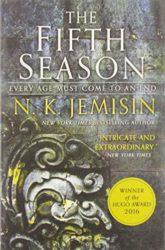 The Fifth Season - Broken Earth series - NK Jemisin Books in Order