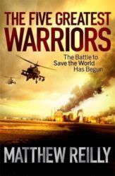 The Five Greatest Warriors - Jack West Jr Books in Order