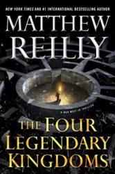The Four Legendary Kingdoms - Jack West Jr Books in Order