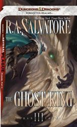 The Ghost King - Transitions - The Legend of Drizzt Books in Order