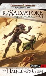 The Halfling's Gem - The Icewind Dale Trilogy - The Legend of Drizzt Books in Order