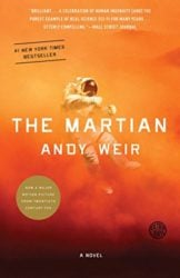 The Martian - Andy Weir Books in Order