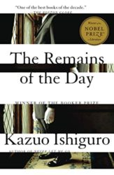 The Remains of the Day - Kazuo Ishiguro Books in Order