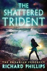 The Shattered Trident - The Endarian Prophecy Books in Order