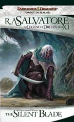 The Silent Blade - Paths of Darkness - The Legend of Drizzt Books in Order