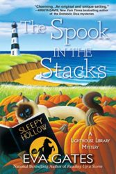 The Spook in the Stacks - Lighthouse Library Mystery Series Book 4
