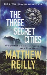 The Three Secret Cities - Jack West Jr Books in Order