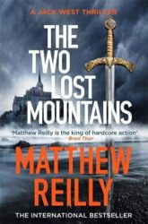 The Two Lost Mountains - Jack West Jr Books in Order