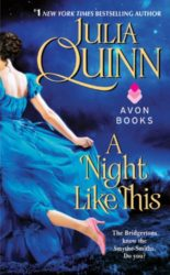 A Night Like This - Smythe-Smith quartet - Julia Quinn Books in Order