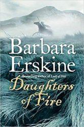 Daughters of Fire Barbara Erskine books in order