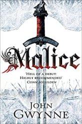 Malice John Gwynne Books in Order
