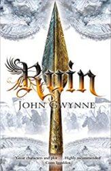 Ruin John Gwynne Books in Order