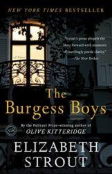The Burgess Boys - Elizabeth Strout Books in Order