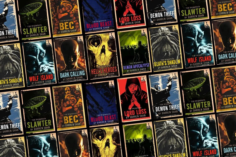 The Demonata Books in Order