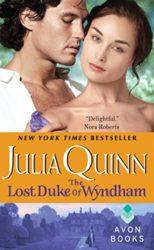 The Lost Duke of Wyndham - The Lost Duke of Wyndham book 1 - Julia Quinn Books in Order