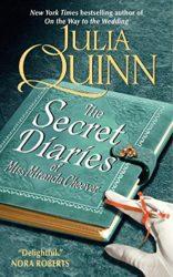 The Secret Diaries of Miss Miranda Cheever - Bevelstoke series - Julia Quinn Books in Order