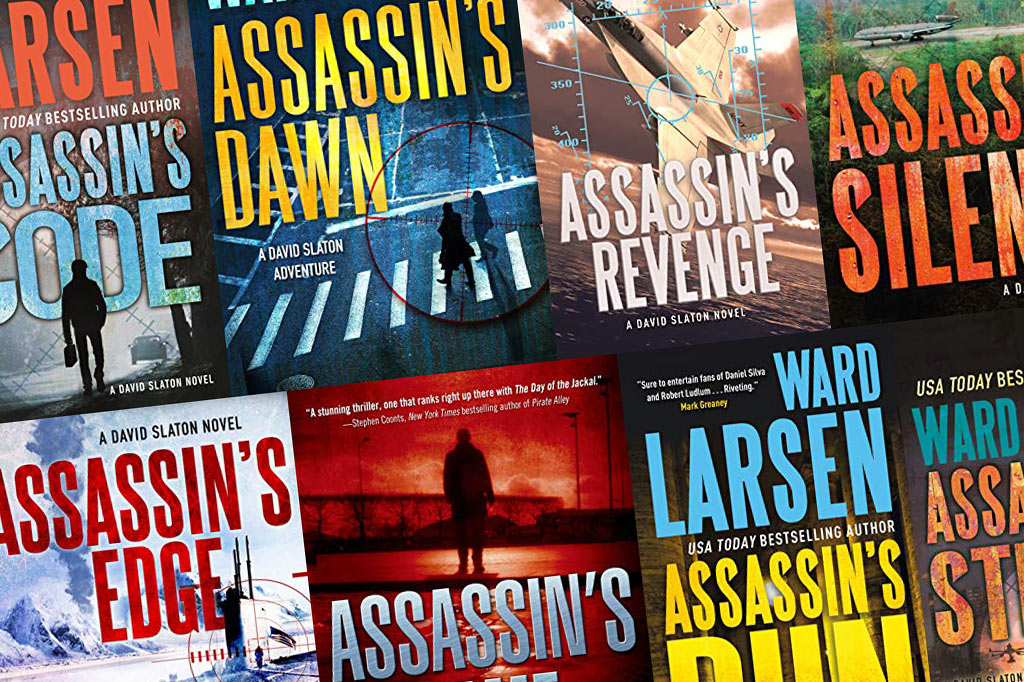David Slaton Books in Order