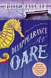 Disappearance at Oare - Whitstable Pearl Mystery Series Books in Order