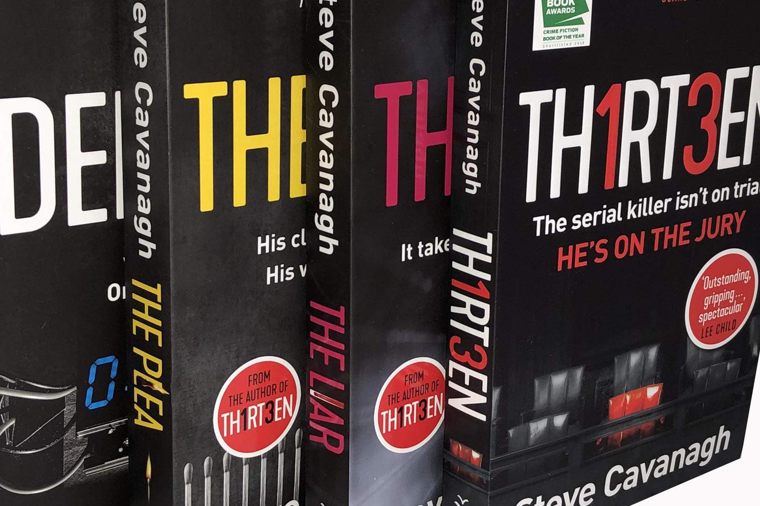 Eddie Flynn Books in Order