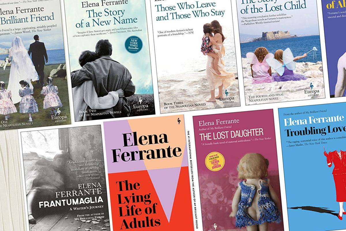 Elena Ferrante Books in Order