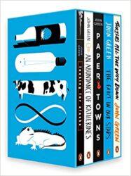 John Green Books in Order Box Set