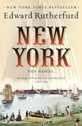 New York The Novel - Edward Rutherfurd Books in Order