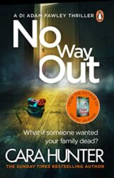 No Way Out DI Adam Fawley Books in Order
