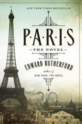 Paris The Novel - Edward Rutherfurd Books in Order