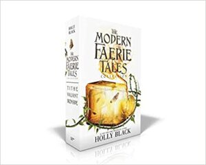 The Modern Faerie Tales Books in Order