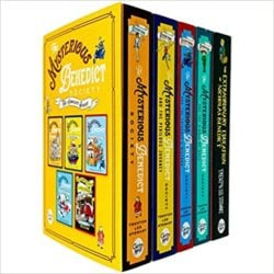 The Mysterious Benedict Society The Complete Series