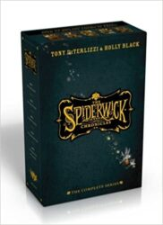 The Spiderwick Chronicles Box Set - Holly Black Books in Order