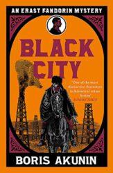 Black City - Erast Fandorin Books in Order