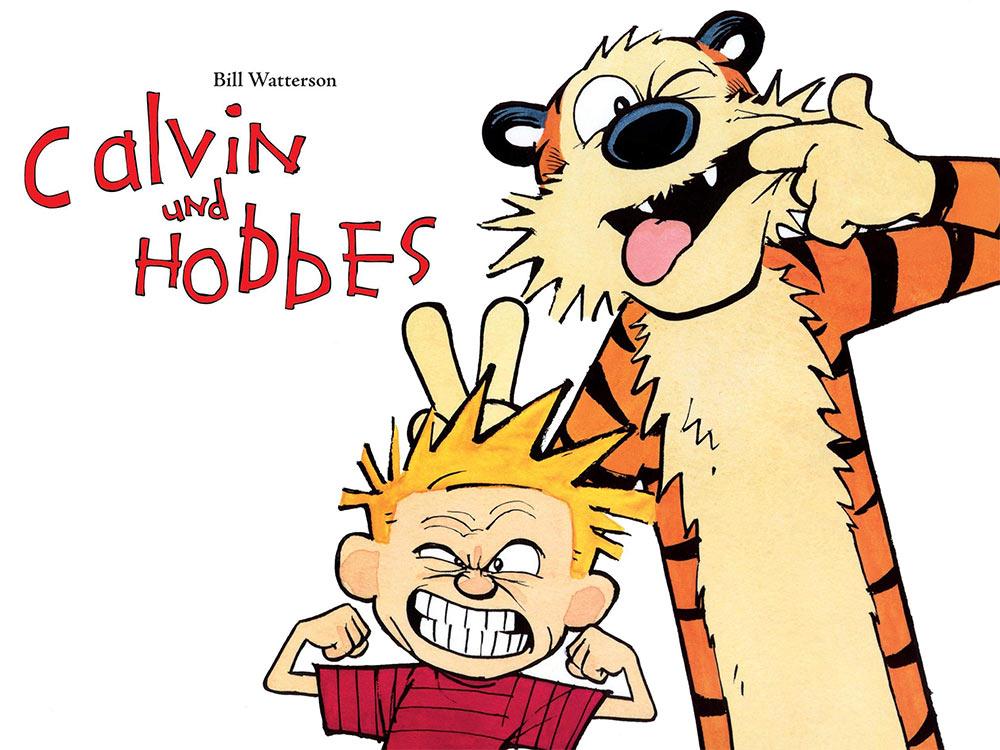 Calvin and Hobbes Book Series Bill Watterson