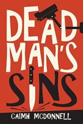 Dead Man's Sins The Dublin Trilogy Books in Order Caimh McDonnell