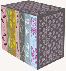 Jane Austen: The Complete Works Books in Order