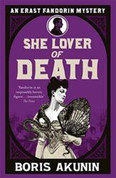 She Lover Of Death - Erast Fandorin Books in Order