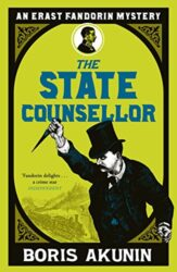 The State Counsellor - Erast Fandorin Books in Order