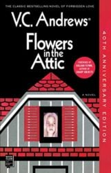Flowers In The Attic - The Dollanganger series books in order by VC Andrews
