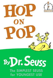 Hop on Pop Dr Seuss Books In Order