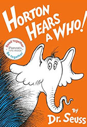 Horton Hears a Who Dr Seuss Books In Order