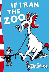 If I Ran the Zoo Yellow Back Book Dr Seuss Books In Order