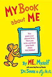 My Book About Me Dr Seuss Books In Order