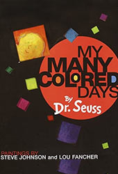 My Many Colored Days Dr Seuss Books In Order