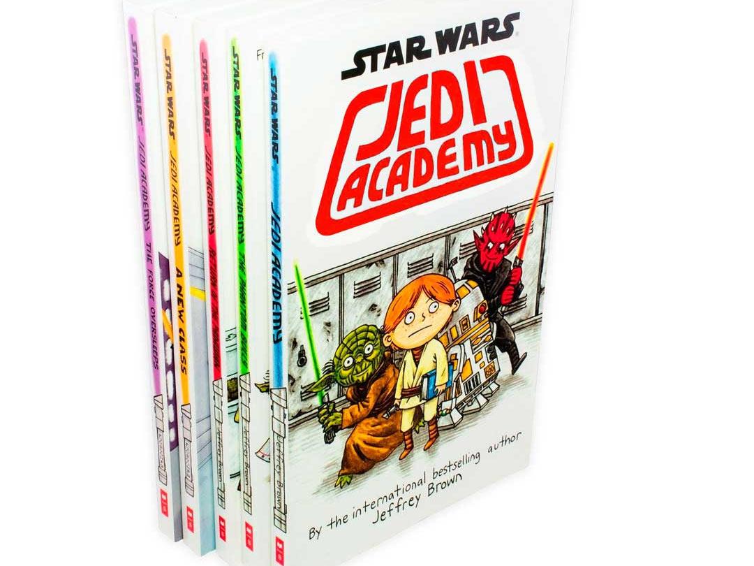 Star Wars Jedi Academy Books in order-Wars-Jedi-Academy books in order