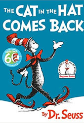 The Cat in the Hat Comes Back Dr Seuss Books In Order