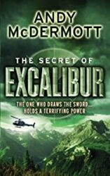 The Secret of Excalibur Nina Wilde and Eddie Chase Books in Order