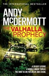 The Valhalla Prophecy Nina Wilde and Eddie Chase Books in Order