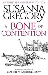 A Bone of Contention Matthew Bartholomew Books in Order